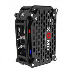 Authentic XOMO GT Laser 255X 150W 3500mAh Box Mod - Black