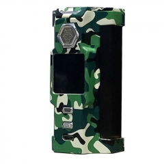 Authentic Sigelei Snowwolf Vfeng 230W VW Variable Wattage Box Mod - Woodland Camouflage
