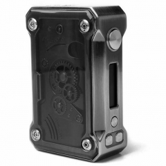 Authentic Teslacigs  Punk 220W Temperature Control APV Box Mod - Black