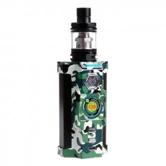Authentic Sigelei Snowwolf Vfeng 230W VW Variable Wattage Box Mod Kit- Woodland Camouflage