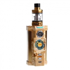 Authentic Sigelei Snowwolf Vfeng 230W VW Variable Wattage Box Mod Kit- Desert Camouflage