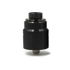 Entheon RDA Rebuildable Dripping Atomizer w/ BF Pin/ 24mm Beauty Ring - Black
