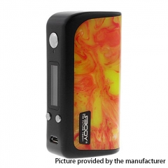 Authentic SBody Legend 75W VW TC APV Box Mod Resin - Orange