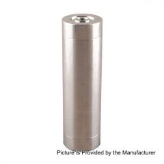 Little Cannon Styled 18650 Mechanical Mod - Silver