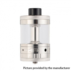 Authentic Steam Crave Aromamizer Titan 41mm RDTA Atomizer 18ml/ 28ml- Silver