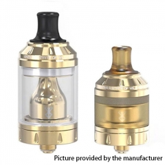 Authentic Vandy Vape Berserker MTL 24mm RTA Rebuildable Tank Atomizer - Gold