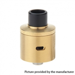 Zion Style 24mm RDA Rebuildable Dripping Atomizer - Gold