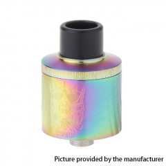 Zion Style 24mm RDA Rebuildable Dripping Atomizer - Rainbow