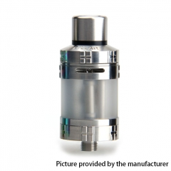 Authentic YOSTA Pillar 24mm Sub Ohm Tank Clearomizer 4ml - Silver
