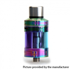 Authentic YOSTA Pillar 24mm Sub Ohm Tank Clearomizer 4ml - Rainbow