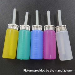 Replacement Bottle for Squonk Mod 8ml 1pc - Random Color