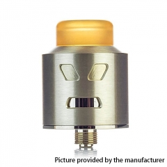 Authentic Smoant Battlestar 24mm RDA Rebuildable Dripping Atomizer - Gold