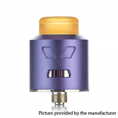 Authentic Smoant Battlestar 24mm RDA Rebuildable Dripping Atomizer - Purple