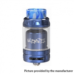 Authentic Vandy Vape KENSEI 24mm RTA RebuildbleTank Atomizer 4ml - Blue