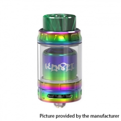 Authentic Vandy Vape KENSEI 24mm RTA RebuildbleTank Atomizer 4ml - Rainbow