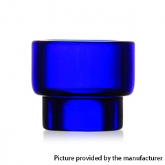 Replacement Drip Tip for 528 Atomizer 16mm (1 Set) - Blue