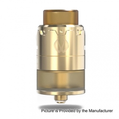 PYRO Style 24 RDTA Rebuildable Dripping Tank 4.5ml Atomizer - Gold