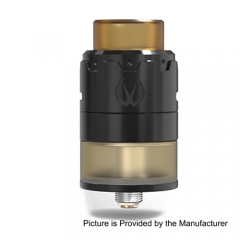 PYRO Style 24 RDTA Rebuildable Dripping Tank 4.5ml Atomizer - Black