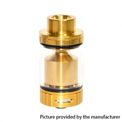 AZEROTH Style 24mm RTA Rebuildable Tank Atomizer 4.5ml - Gold