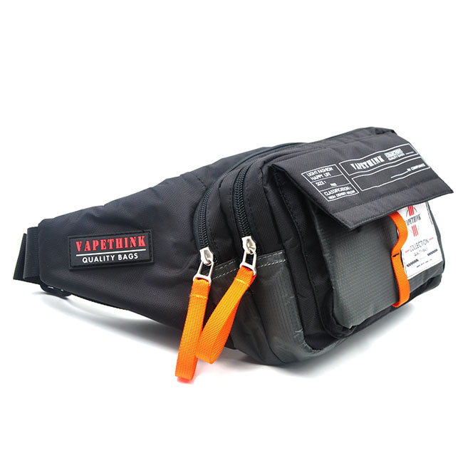 Authentic VapeThink Carrying Bag for E-Cigarette - Black