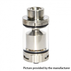 AZEROTH Style 24mm RTA Rebuildable Tank Atomizer 4.5ml - Silver