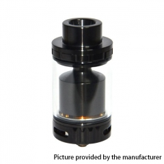 AZEROTH Style 24mm RTA Rebuildable Tank Atomizer 4.5ml - Black