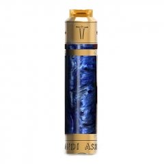 Authentic Sigelei Laisimo A.L ASHKANDI 25mm Mechanical Mod + RDA Kit - Blue
