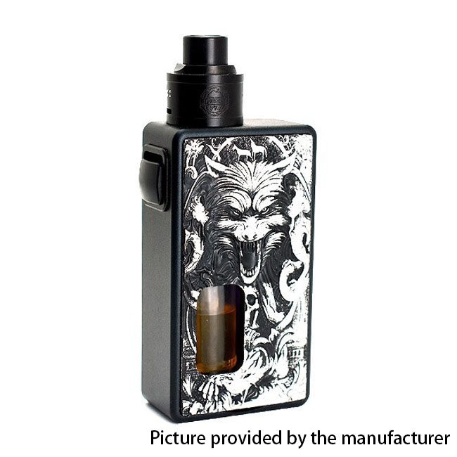 Authentic HCigar Magic 18650 BF Squonk Mechanical Mod Kit