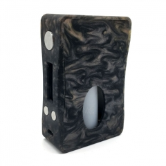 Authentic Aleader Box Killer 80W BF Squonker TC VW Variable Wattage Resin Mod w/7ml Bottle - Black Red