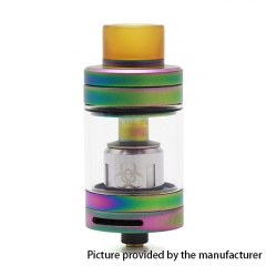 Authentic ADVKEN Dominator Tank Clearomizer 2/4.5ml (0.16ohm) - Rainbow