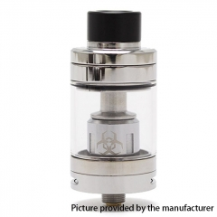 Authentic ADVKEN Dominator Tank Clearomizer 2/4.5ml (0.16ohm) - Silver