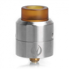 Authentic Vandy Vape Pulse 24 BF RDA Rebuildable Dripping Atomizer w/ BF Pin - Silver