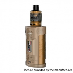 Authentic Sigelei GW 257W Mod Kit with F Tank Atomizer - Coffee Gold + Gold