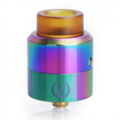Authentic Vandy Vape Pulse 24 BF RDA Rebuildable Dripping Atomizer w/ BF Pin - Rainbow