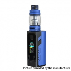 Authentic IJOY Captain X3 324W TC VW APV Mod w/Captain X3 Subohm Tank 6/8ml w/ Batteries - Blue