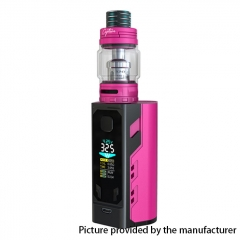 Authentic IJOY Captain X3 324W TC VW APV Mod w/Captain X3 Subohm Tank 6/8ml w/ Batteries - Pink