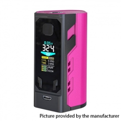 Authentic IJOY Captain X3 324W TC VW APV Mod w/ Batteries - Pink