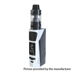 Authentic IJOY ELITE PS2170 100W TC VW APV Mod w/Captain Mini Tank3.2ml/ w/Battery - White