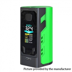 Authentic IJOY Captain X3 324W TC VW APV Mod w/ Batteries - Green