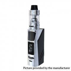 Authentic IJOY ELITE PS2170 100W TC VW APV Mod w/Captain Mini Tank3.2ml/ w/Battery - Silver