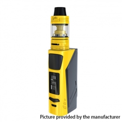 Authentic IJOY ELITE PS2170 100W TC VW APV Mod w/Captain Mini Tank3.2ml/ w/Battery - Yellow