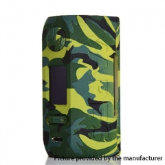 Authentic Vapor Storm Storm230 200W TC VW APV Mod - Green Camo