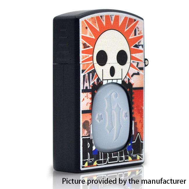 The Royal Family Lighter Style Empty Dropper Bottle for E-liquids (30ml / 3-Pack)