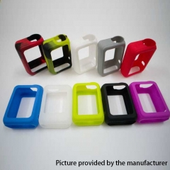 Protective Silicone Sleeve Case for Smoant Charon TS 218W Mod - Random Color