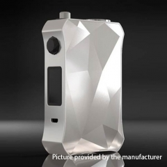 Authentic Yootech B03 160W TC VW APV Box Mod (Brushed Version) - Silver