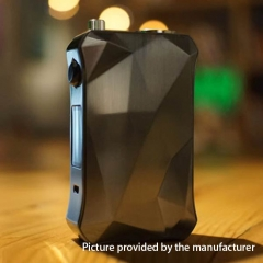 Authentic Yootech B03 160W TC VW APV Box Mod - Black