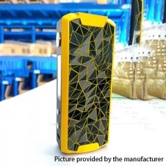 Authentic Yootech B02 80W 18650 APV TC VW Box Mod - Yellow