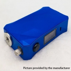 Authentic Yootech B03 160W TC VW APV Box Mod - Blue