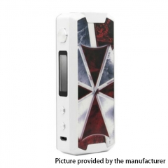 Authentic Yootech B02 80W 18650 APV TC VW Box Mod - White