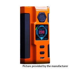Authentic Sigelei Snowwolf Vfeng-S 230W VW Variable Wattage Box Mod - Orange